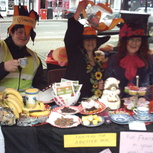 Mad Hatters Fairtrade Tea Party
